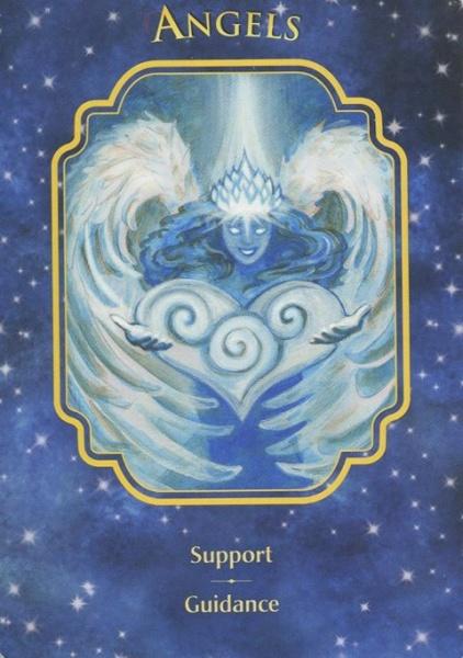 Angel Dreams Oracle Cards Doreen Virtue Mystic Dreamer As